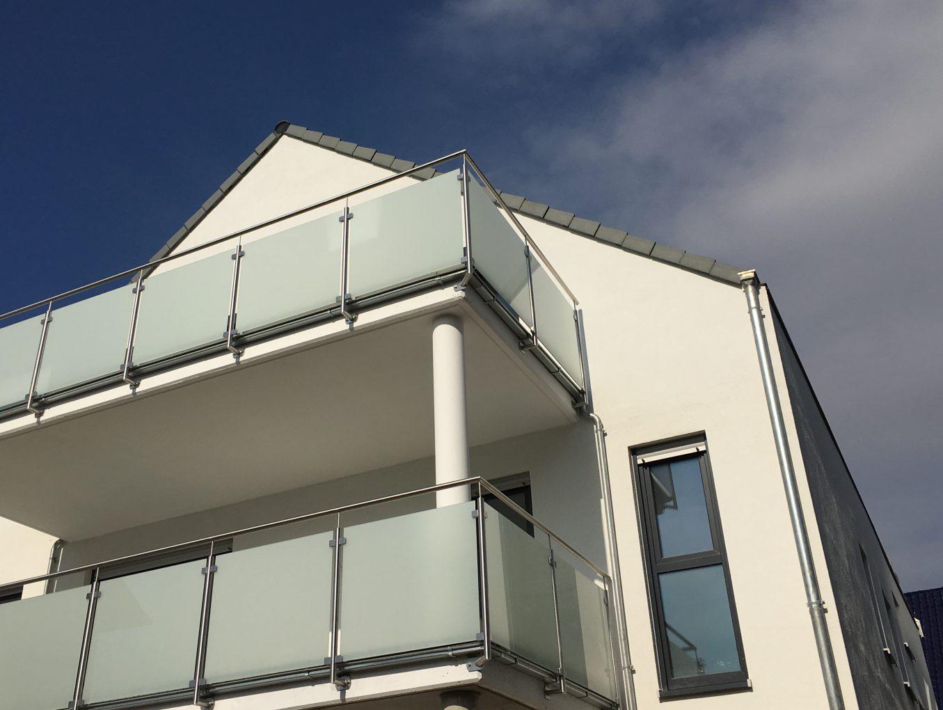 Neubau Mehrfamilienhaus in Mannheim