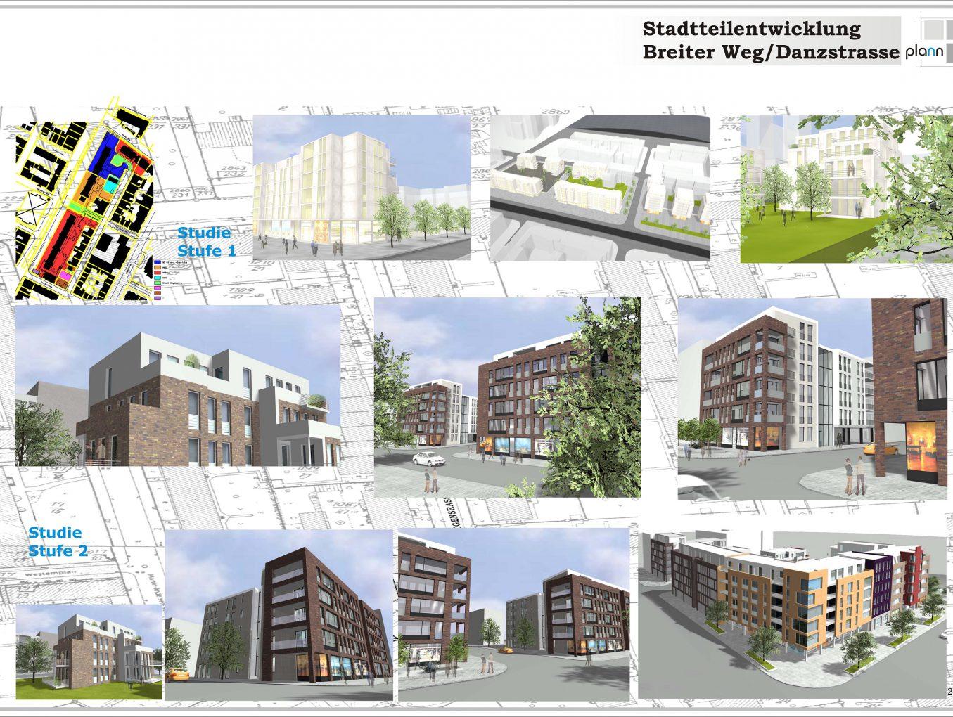Stadteilentwicklung in Magdeburg